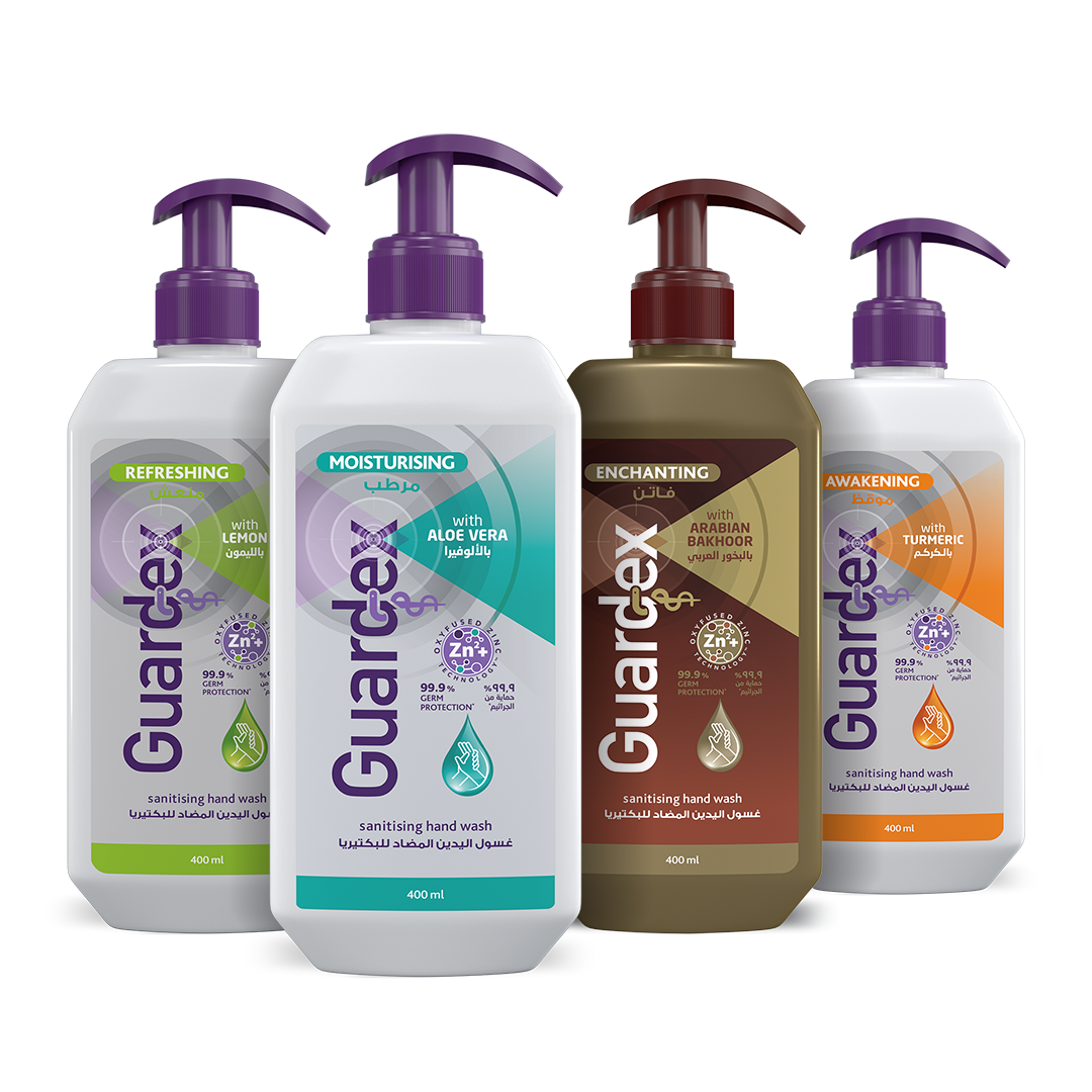 Guardex Sanitising Hand Wash